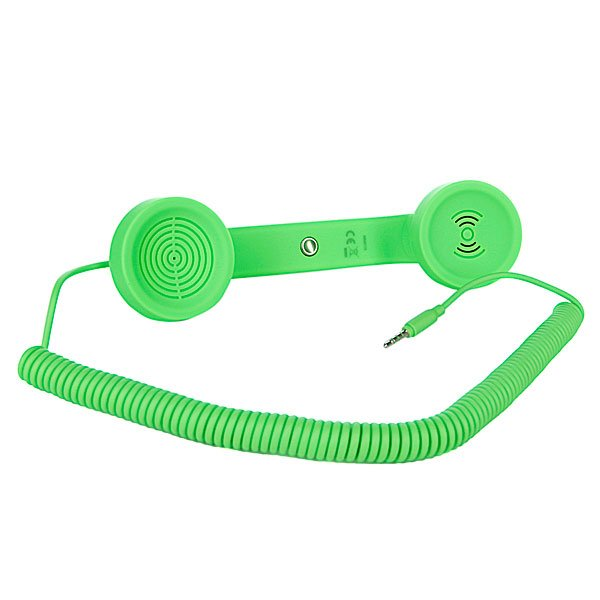 Гарнитура для iPhone Native Union Pop Phone Neon Green St Proskater.ru 1129.000