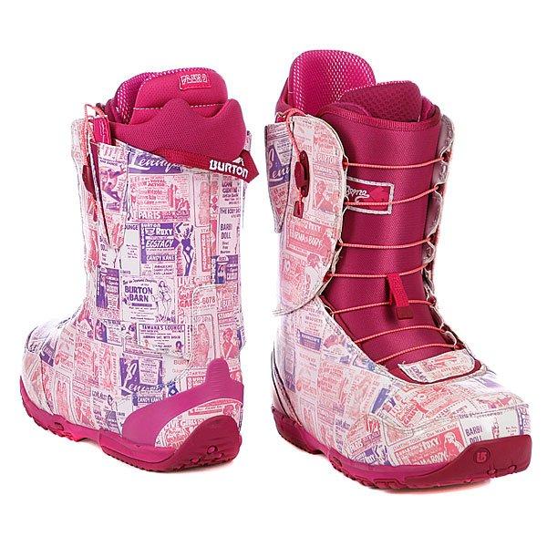 Ботинки для сноуборда Burton Ozone Hooker Proskater.ru 3899.000