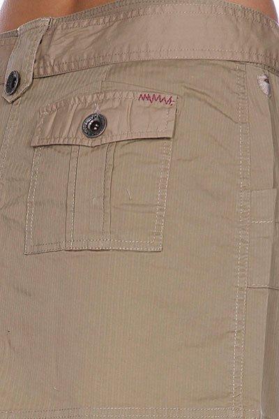 Юбка женская Oakley Division Skirt New Khaki Proskater.ru 589.000