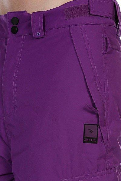 Штаны Сноубордические Rip Curl Focker Pt Amaranth Purple Proskater.ru 5169.000