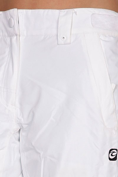 Штаны сноубордические женские Rip Curl Deelite Pt White Proskater.ru 4129.000
