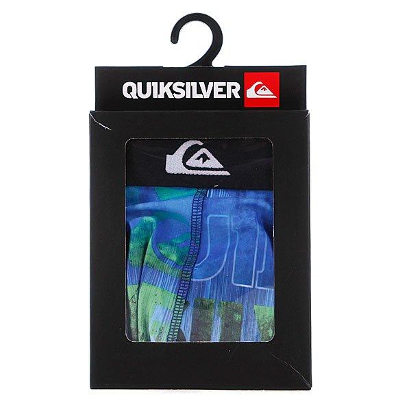 Трусы Quiksilver Tip Top X3 Cyan Proskater.ru 1780.000