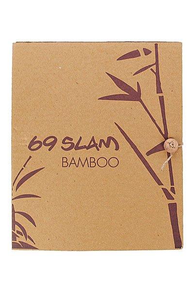 Трусы женские 69Slam Atoll Turquoise Bamboo Proskater.ru 739.000
