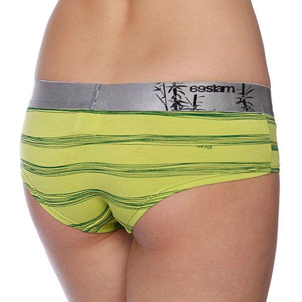 Трусы женские 69Slam Lime Green Bamboo Proskater.ru 739.000