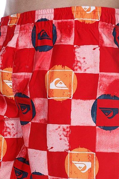Пляжные мужские шорты Quiksilver Echo Dots 19 Ja White Proskater.ru 919.000