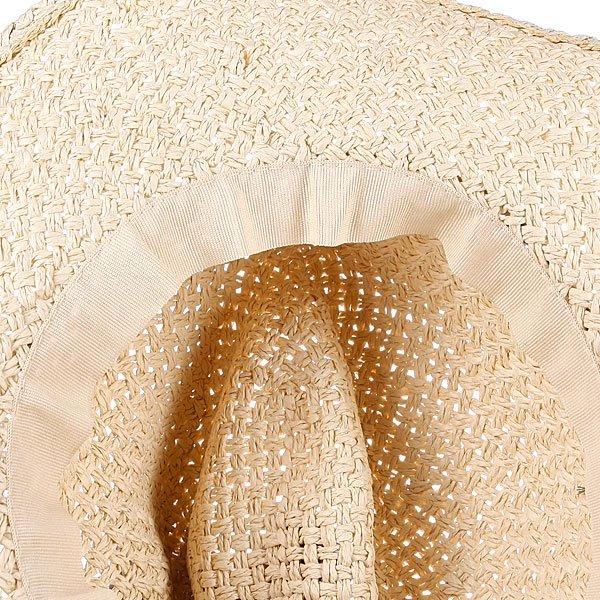 фото Шляпа женская Roxy Seaside Hat Natural - картинка [4]