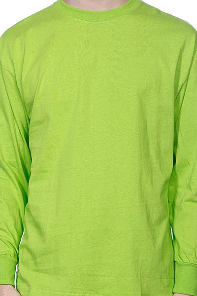 Лонгслив Urban Classics Tall Tee L/S Lime/Green Proskater.ru 679.000