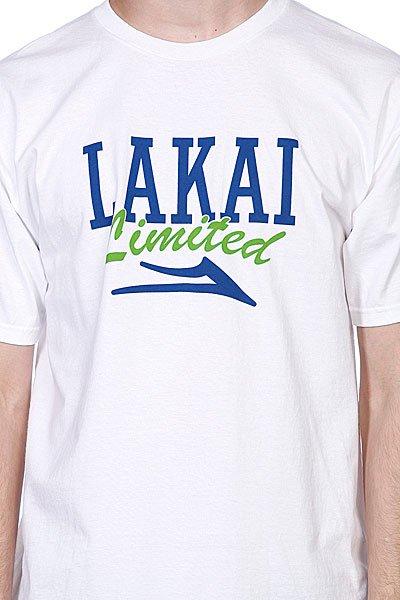 Футболка Lakai Collegiate White Proskater.ru 990.000