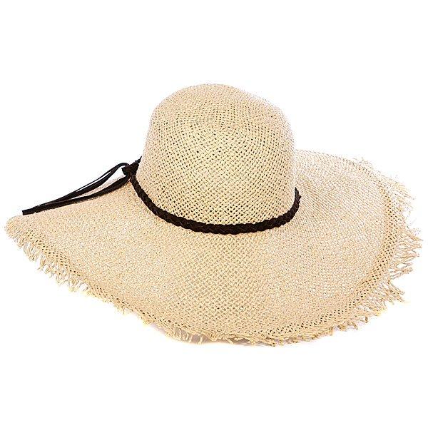 фото Шляпа женская Rip Curl Beachy Boho Natural - картинка [3]