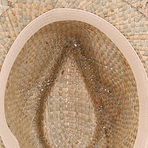 фото Шляпа женская Rip Curl Autumn Straw Fedora Natural - картинка [4]
