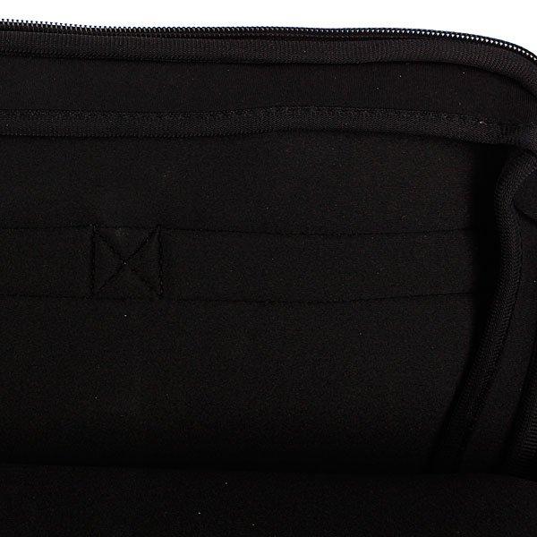Сумка женская Rip Curl Rip Curl Laptop Sleeve Solid Black Proskater.ru 1259.000