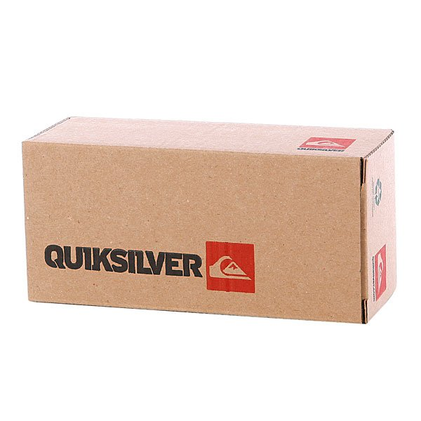 Очки Quiksilver The Hustle Black/Grey Proskater.ru 3320.000