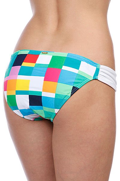 Плавки женские Rip Curl Mozaic Check Classic Pant Swimming Pool Proskater.ru 1059.000