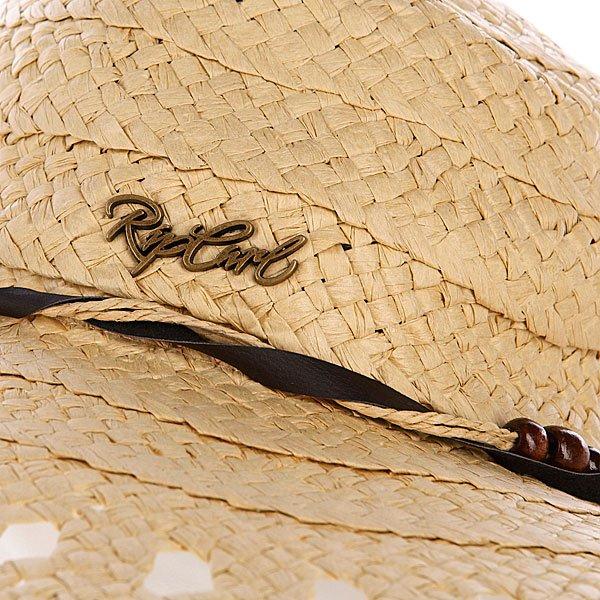 фото Шляпа женская Rip Curl Animalia Boho Natural - картинка [2]