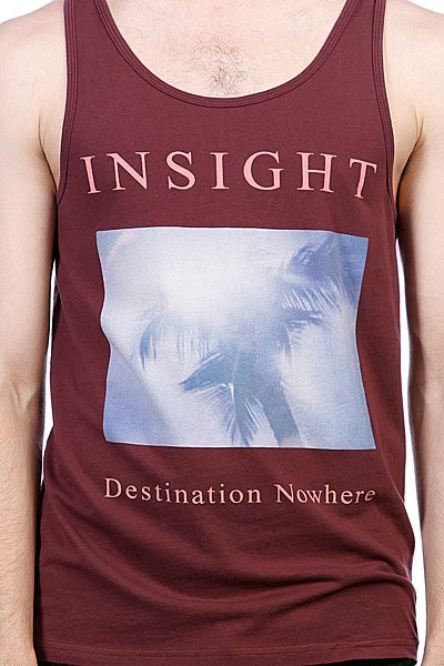Майка Insight Destination Tank Merlot Proskater.ru 1179.000