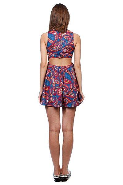 Платье женское Insight Satellite Dress Satellite Blue Proskater.ru 2709.000