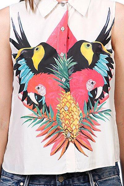 Рубашка женская Insight Tropico Shirt Mighty Creme Proskater.ru 1139.000