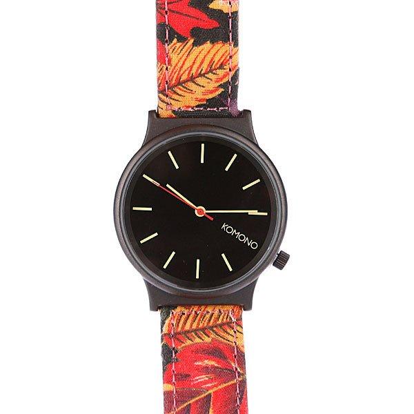 Часы Komono Wizard Print Series Autumn/Leaf Proskater.ru 3160.000