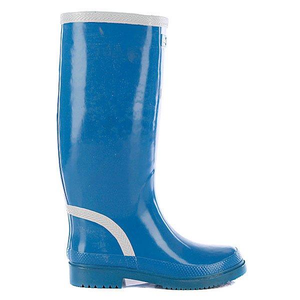 Сапоги резиновые женские Havaianas Rain Boots Turquoise/White Proskater.ru 2900.000