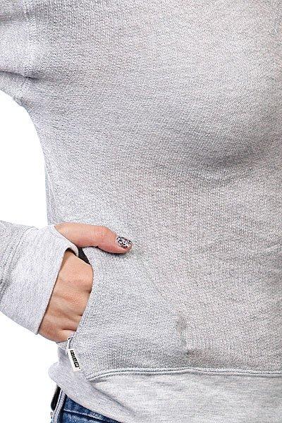 Толстовка с наушниками женская Hoodiebuddie Daydreamer Grey Proskater.ru 2739.000