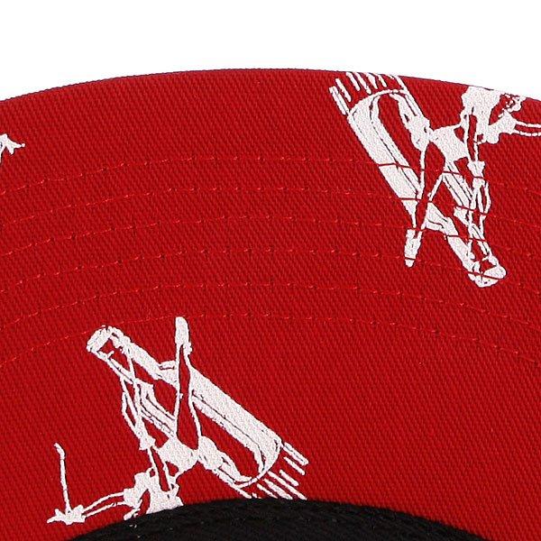 Бейсболка Huf Joyride Volley Red Proskater.ru 2260.000