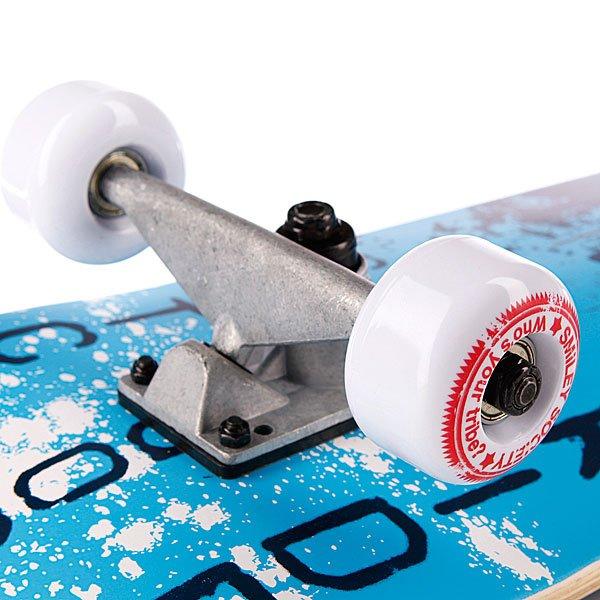 Скейтборд в сборе детский Fun4U Smiley Teenager 28 x 8(20.3cm) Proskater.ru 2180.000