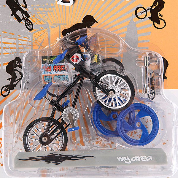 Игрушка My Area Fingerbike Three Black Proskater.ru 600.000