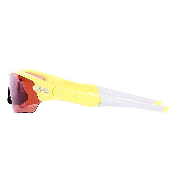 Очки Oakley Radar Edge Mellow Yellow W/G30 Iridium