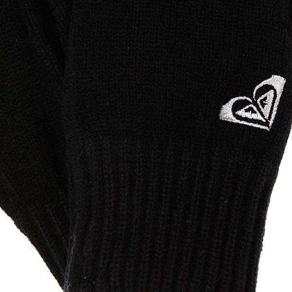 Перчатки женские Roxy Mellow Gloves True Black/White Proskater.ru 990.000