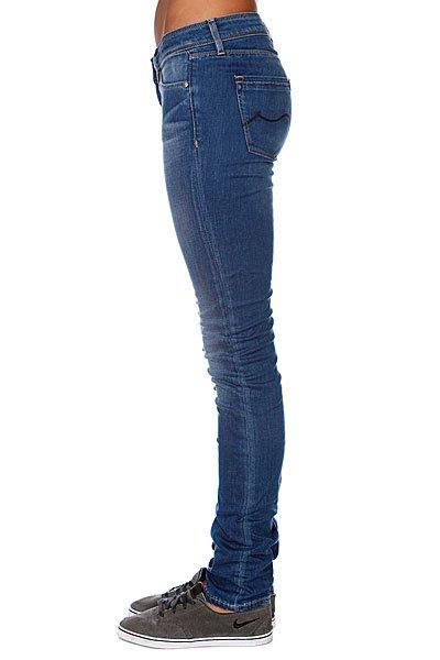 Джинсы женские Roxy Amber Vintage Medium Blue M Vintage Med Blu Proskater.ru 3480.000