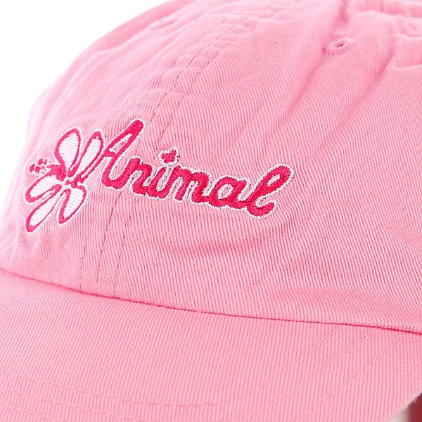 Бейсболка женская Animal Infant Girls Pink Proskater.ru 449.000