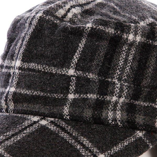 фото Шапка мужская с козырьком Animal Tenby Black/Grey - картинка [2]