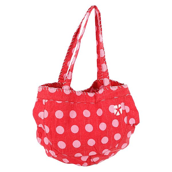 фото Сумка женская Animal Breakingcurl Tote Pink/Red - картинка [3]