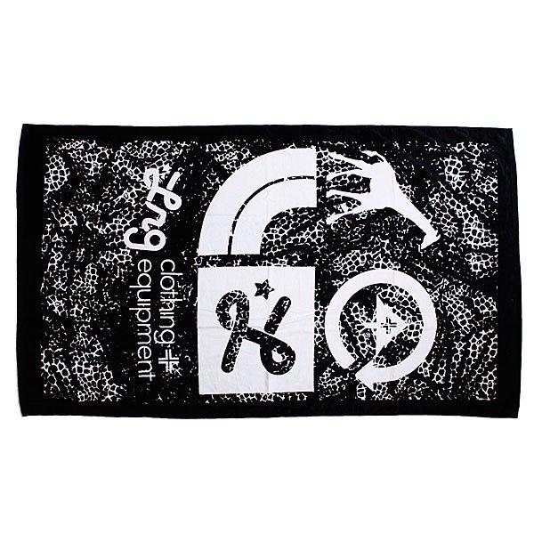 Полотенце LRG Cc Towel Black Proskater.ru 3480.000