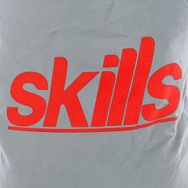 Сумка Skills Tote Bag Number One Grey Proskater.ru 500.000