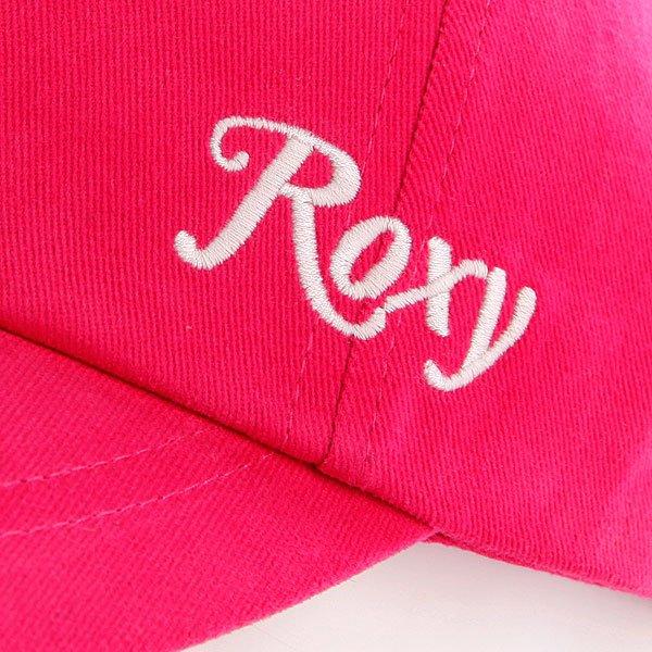 фото Бейсболка женская Roxy One Heart X3 Bright Pink - картинка [2]