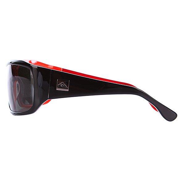 Очки Quiksilver Dinero Black/White/Red/Grey Proskater.ru 1749.000