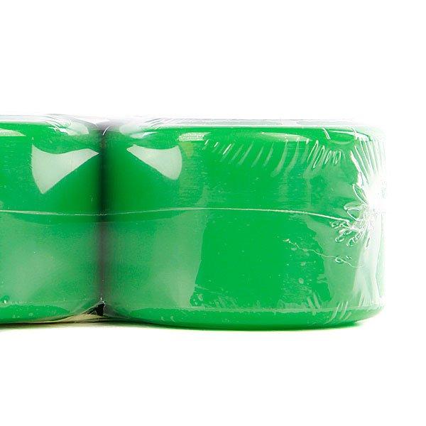 Колеса для скейтборда для лонгборда Santa Cruz Slime Ball 66S Neon Green 78A 66 mm Proskater.ru 1880.000