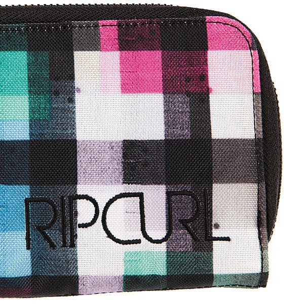 Кошелек женский Rip Curl Check Wallet Solids Black Proskater.ru 839.000