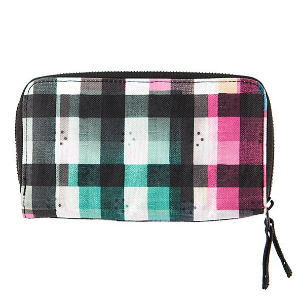Кошелек женский Rip Curl Check Wallet Solids Black Proskater.ru 839.000