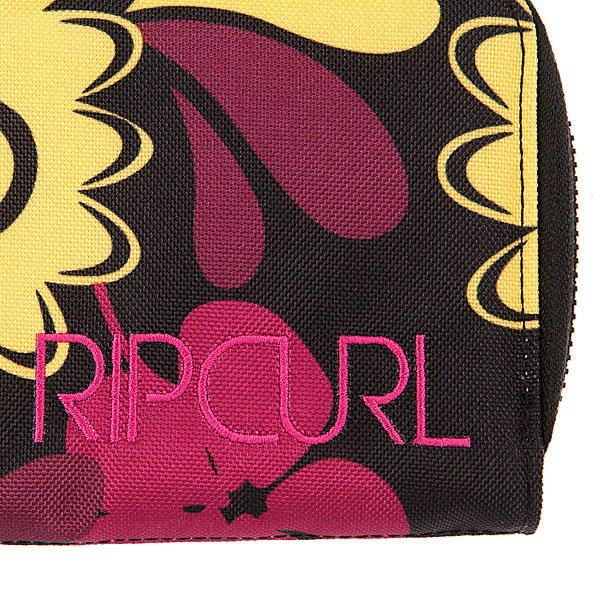 фото Кошелек женский Rip Curl Vintage Wallet Solid Black - картинка [2]