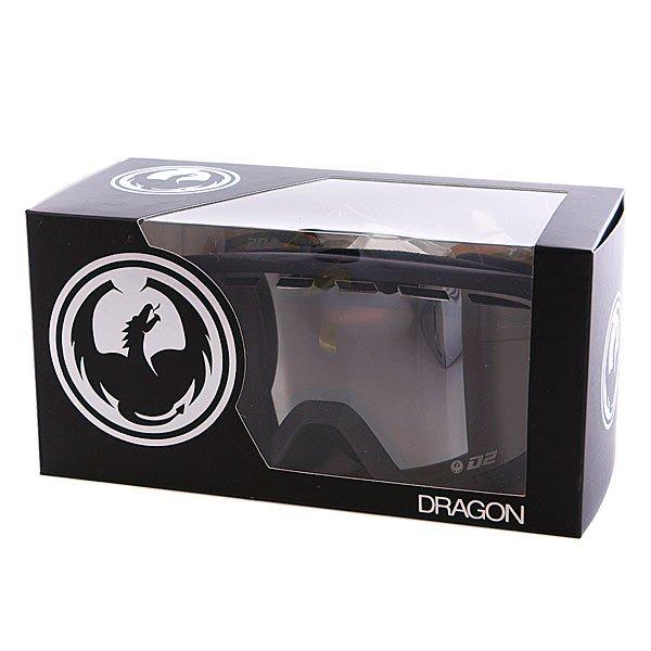 Маска Dragon D2 Frame Coal Lens Ionized + Amber Proskater.ru 4990.000