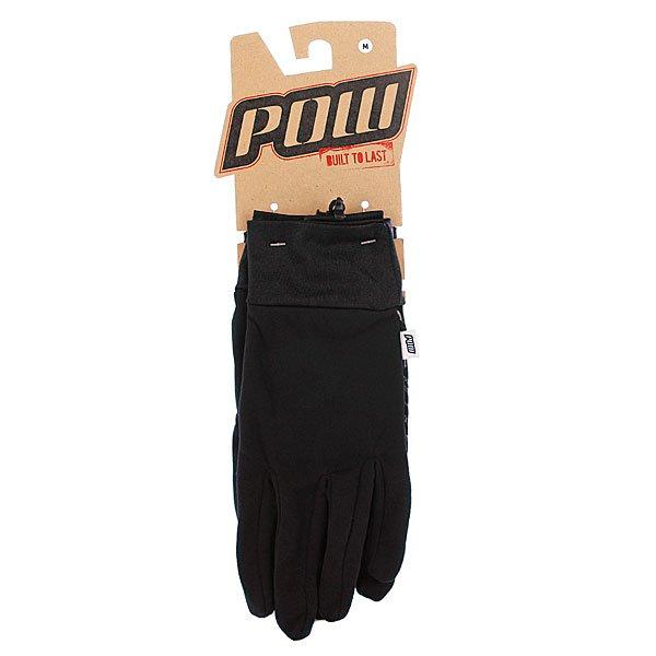 Перчатки сноубордические Pow Tormenta Glove Gtx Black Proskater.ru 3390.000