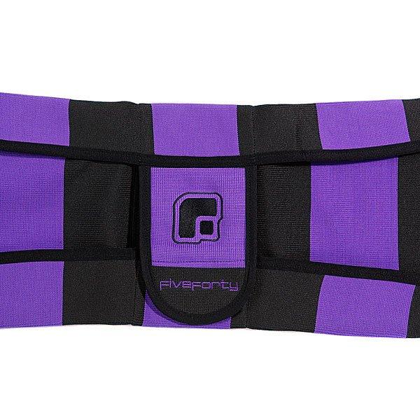 Чехол для сноуборда Five Forty Knit Sleeves Black/Purple Proskater.ru 1054.000