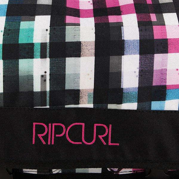 Сумка женская Rip Curl Check Satchel Solid Black Proskater.ru 1709.000