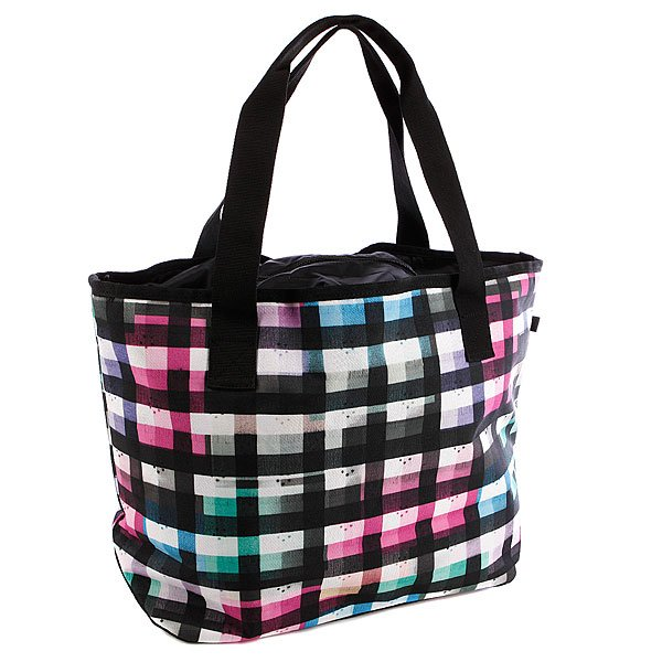 фото Сумка женская Rip Curl Check Shoulder Bag Solid Black - картинка [3]