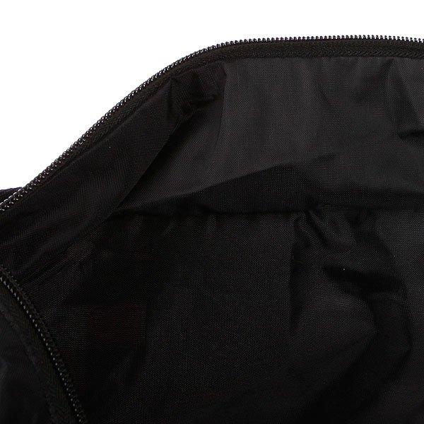 фото Сумка женская Rip Curl Check Shoulder Bag Solid Black - картинка [4]