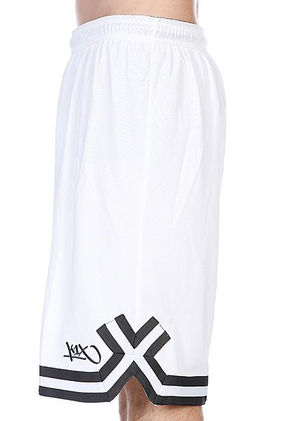 Шорты K1X Hardwood Double X Shorts White/Anthracite Proskater.ru 1800.000
