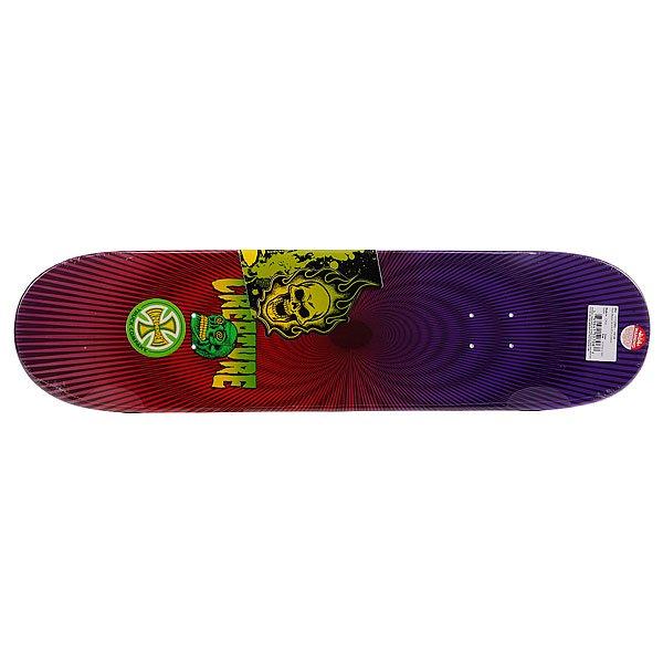 Дека для скейтборда для скейтборда Creature Su3 Psych MD 32 x 8.375 (21.3 см) Proskater.ru 3240.000