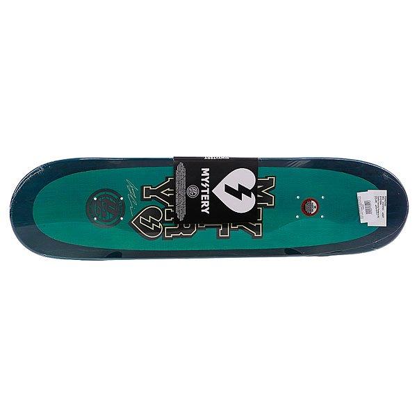 Дека для скейтборда для скейтборда Mystery Su3 Carlin Varsity Pattern P2 8.25 (21 см) Proskater.ru 3560.000